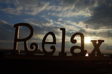 Bonus : Relax !